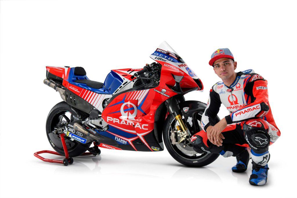 Pramac Ducati ekipa - Martin