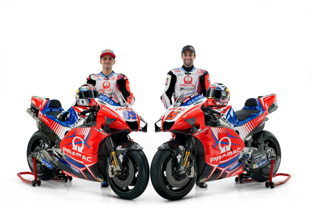 Pramac Ducati ekipa