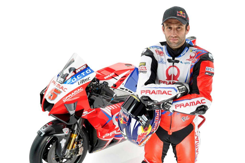 Pramac Ducati ekipa - Zarko