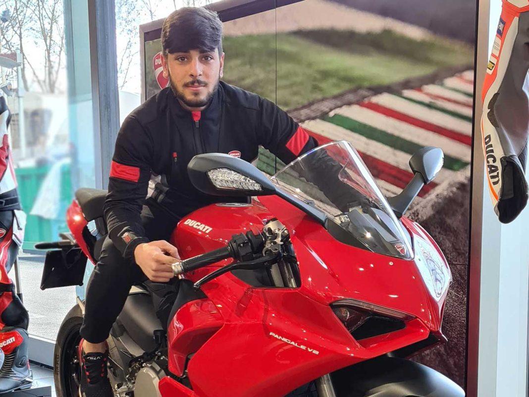Ducati 2022. godine ulazi u supersport šampionat
