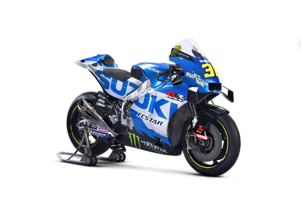 Suzuki predstavio MotoGP ekipu