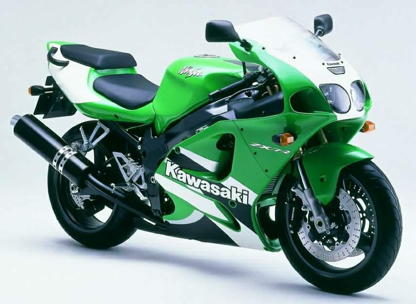 Kawasaki ZX7R Sportski motocikli koji su obeležili devedesete