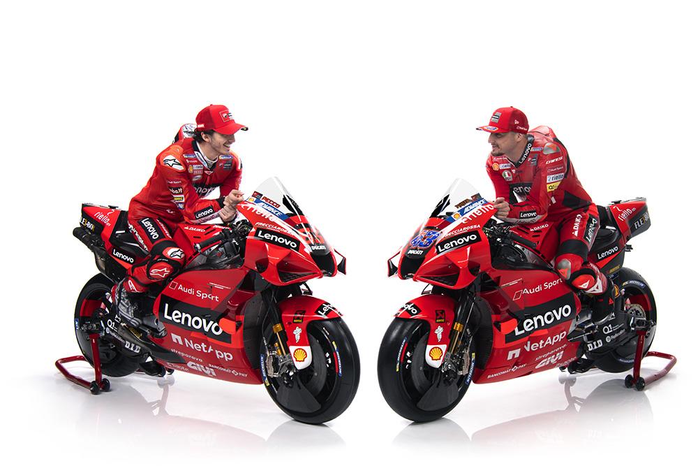 MotoGP vozači i timovi za sezonu 2021. godine