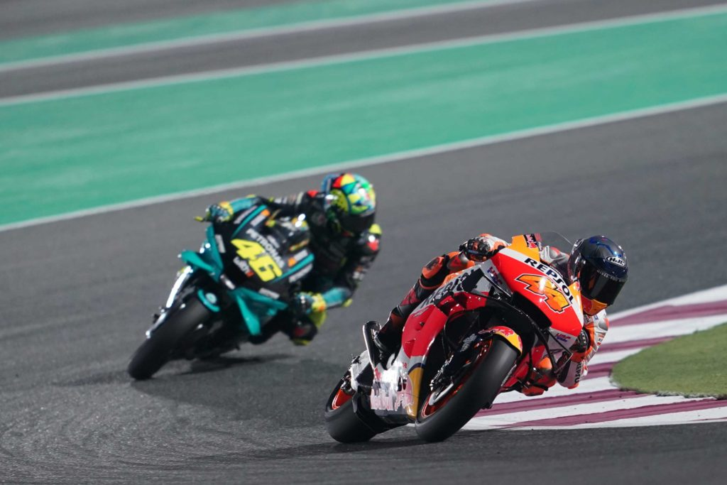 MotoGP test Katar
