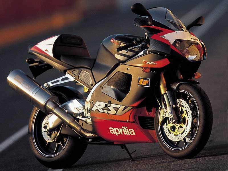 Aprilia RSV1000 Mille R