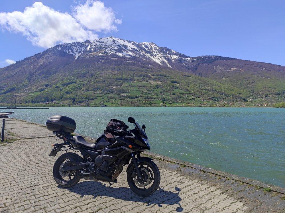 Albanija motociklom 2021