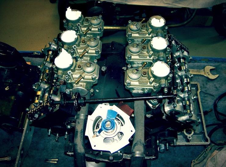 Laverda 1000 V6