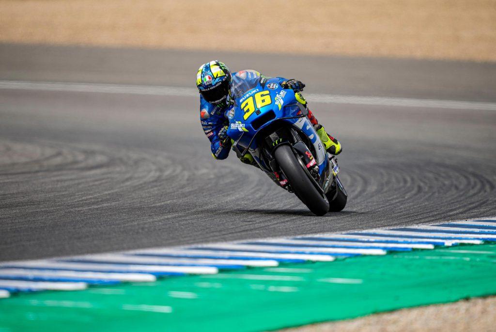 MotoGP test Herez