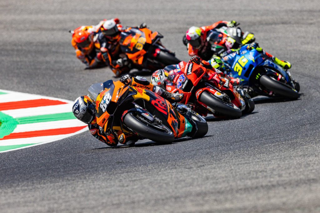 MotoGP Katalonija 2021