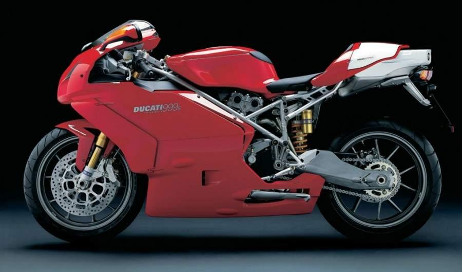 Ducati 999S 2004