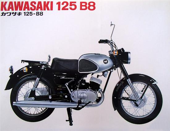 Kawasaki B8