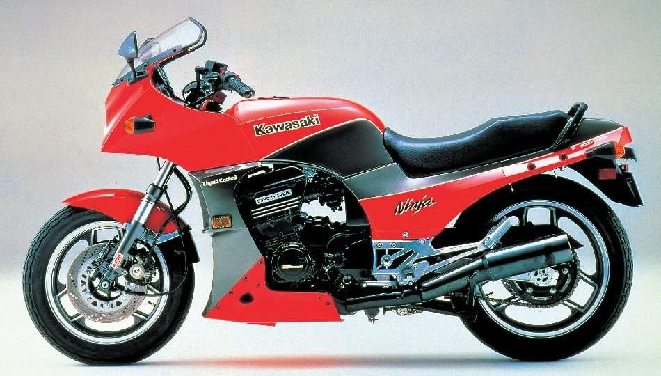 Kawasaki istorija - GPz900R iz 1984. godine