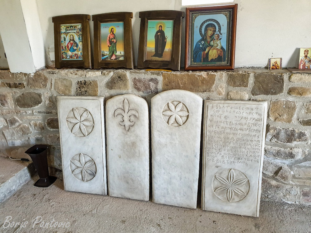 Vlgdrag i stara crkva u Boraču