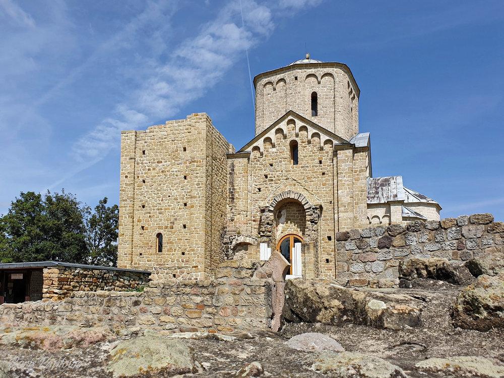 Manastir Đurđevi Stupovi