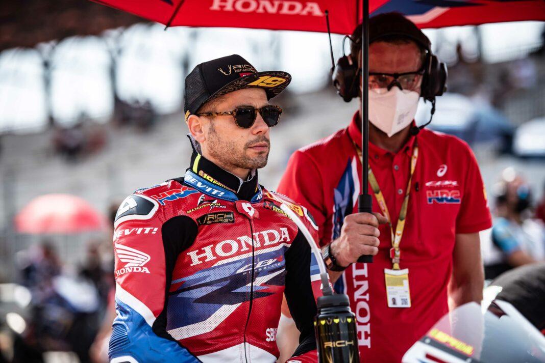 Bautista se vraća u Ducati!