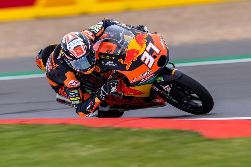 Pedro Akosta prelazi u Moto2