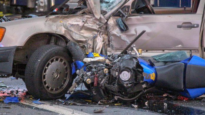 Činjenice o nesrećama motociklista